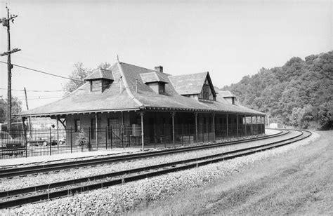 marion railroad depot