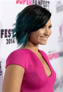 demi color for american hair 7 times demi lovato nailed her bob haircut