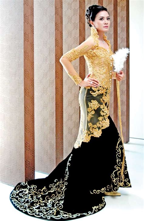inspirasi desain dress 17 best images about the indonesian kebaya 4 wedding and