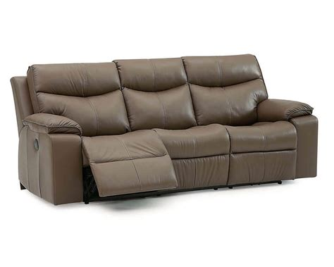 leather reclining sectional with console reclining leather sofas michigan s best be seated