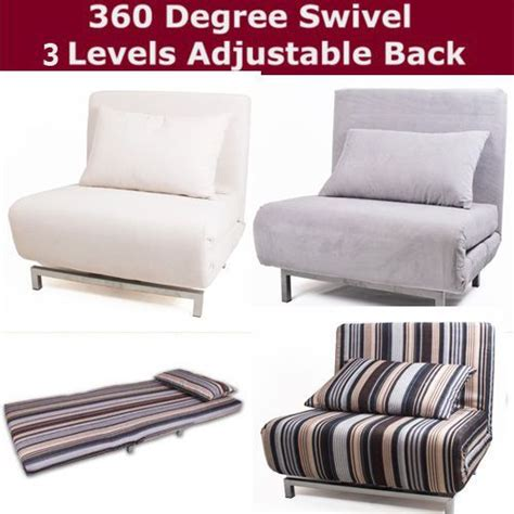 single metal futon sofa bed with mattress details about modern futon single sofa chair bed metal