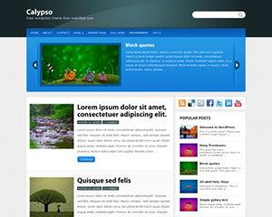 free cms style themes for 2011 dunia digital