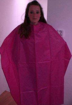 females in pvc getting haircuts 1000 images about salon capes and apparel on pinterest