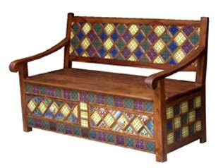 sheesham wood bench products buy sheesham wood bench from jangid art crafts jodhpur india id 192675