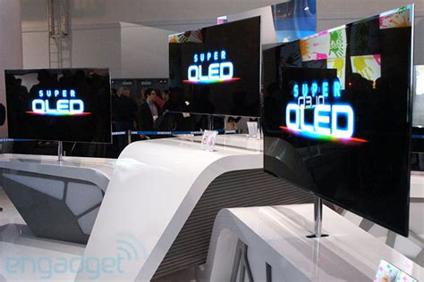 Tv Samsung Oled samsung 55 inch oled tv on
