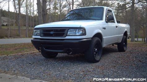 96 ford ranger front bumper wilson s 96 ranger ford ranger forum