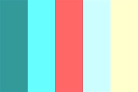 random color web site random color palette