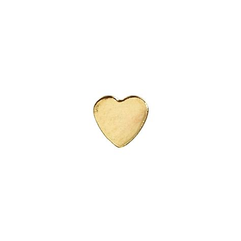 Small For by Karma Se7en Small Gold Lip Stud Greed Jewellery