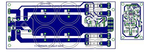 Kit Power Lifier 3 Stage 400w 1200w 400w stereo marshall leach lifier
