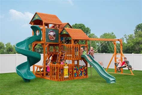 star swing star swing sets 28 images great skye i wooden play set