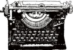 imagenes retro gif gifs animados de m 225 quinas de escribir gifmania