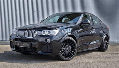 matte black x4 bmw hamann bmw x4 tuning program the wheels