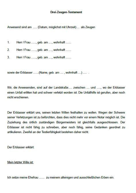 Testament Schreiben Muster 16 Testamente Im Sparpaket Sofort Zum