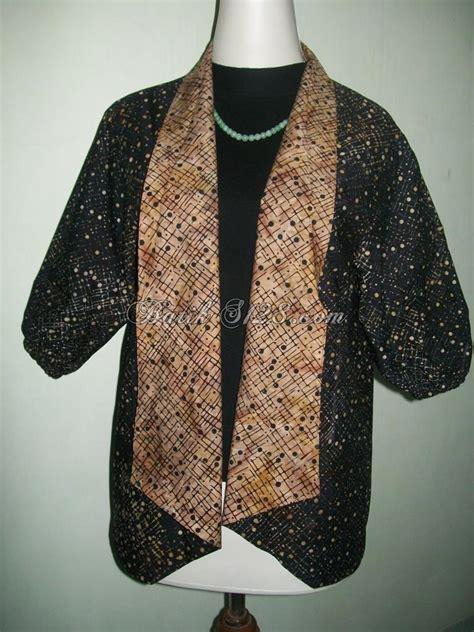 Bolero Batik Blazer Batik Bisa Bolak Balik bolero batik bolak balik model blazer dengan trend 2012
