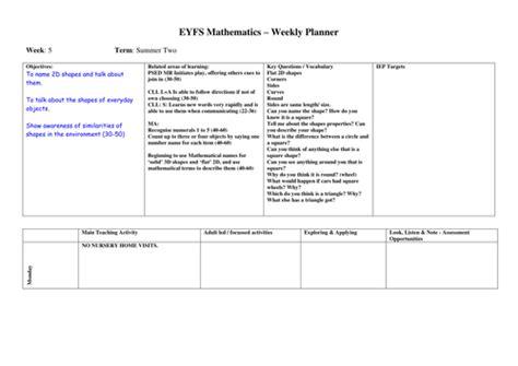lesson plan template ks2 2d shapes lesson plan by misscoates teaching resources
