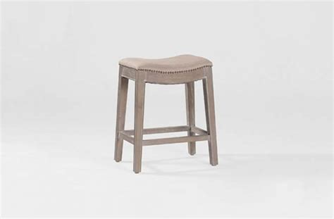 Linen Nailhead Counter Stool by Transitional Linen Nailhead Counter Stool Counter