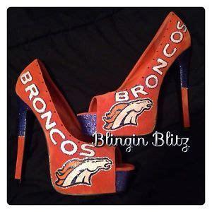 denver broncos high heels 89 best images about shoes on pink pumps