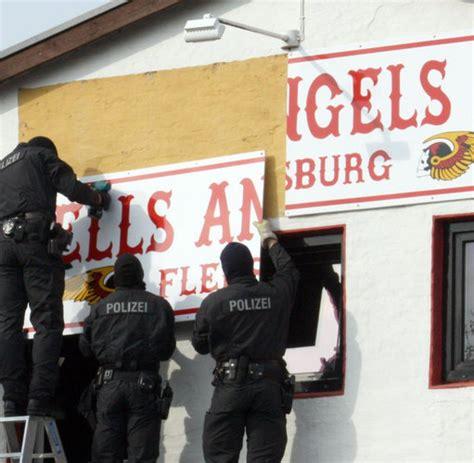 Motorradclub Verboten by Schleswig Holstein Clubs Von Quot Bandidos Quot Und Quot Hells Angels