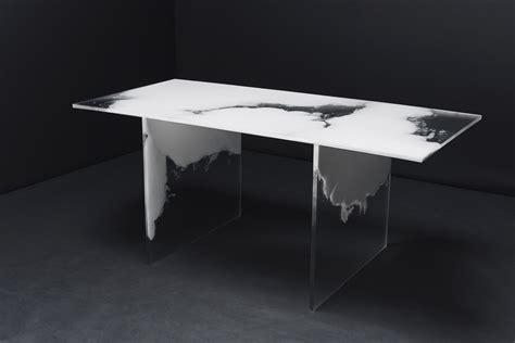 Epoxidharz Tisch Polieren by Tisch Aus Gie 223 Harz