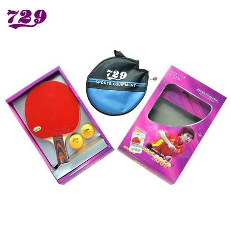 Bat Ping Pong Tenis Meja 729 Racket 2060 729 ritc friendship high quality penholder or shake