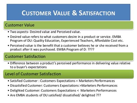 Forest Evening Mba Cost by Presentation Principles Of Marketing Presentation