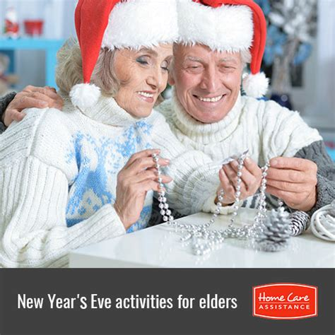 new year activities for the elderly 4 new year s activities for seniors with alzheimer s