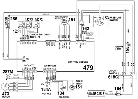 washing machine wiring diagram pdf washing machine