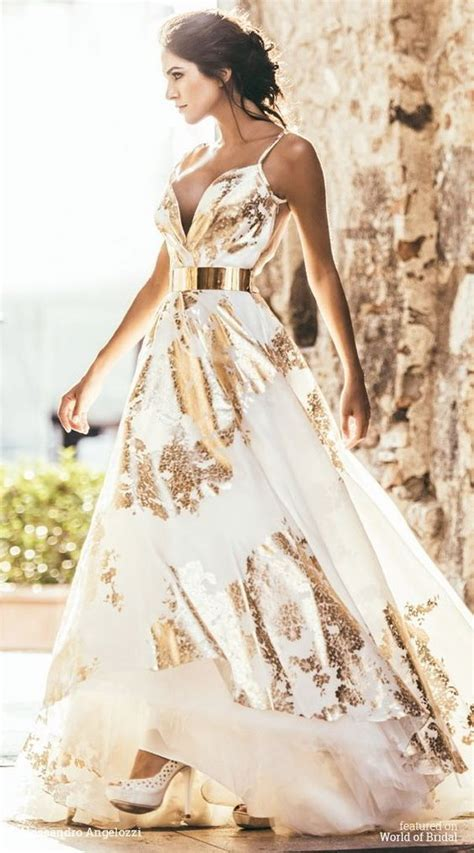 colored wedding dress multi colored wedding gowns with tons of personality part