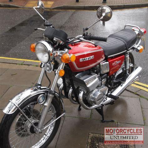 Vintage Suzuki Motorcycles For Sale 1976 Gt380 M Classic Suzuki For Sale Motorcycles Unlimited