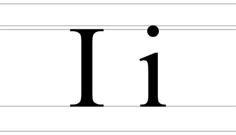 a i file cyrillic letter dotted i uppercase and lowercase