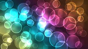 colorful bubbles hd walpaper abstract background