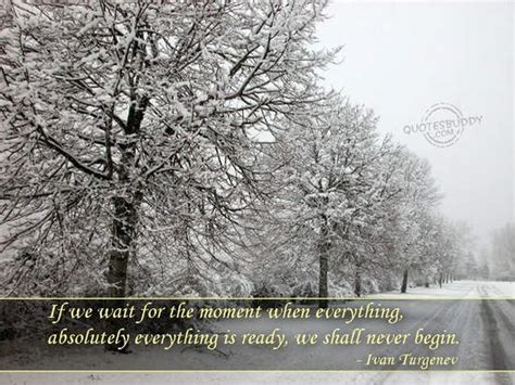 inspirational quotes about winter quotesgram