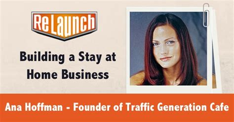 building a stay at home business with hoffman