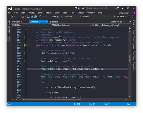 download themes visual studio 2012 dracula a dark theme for visual studio and 50 apps