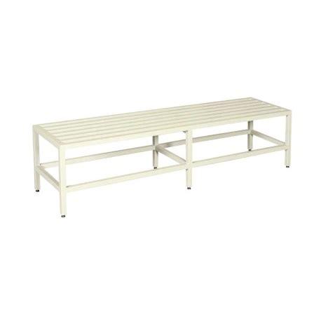 banca para vestidor banca metalica para vestidor bt 3911 mg muebles