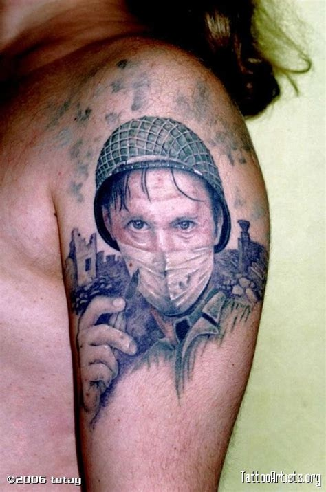 combat medic tattoo medic artists org
