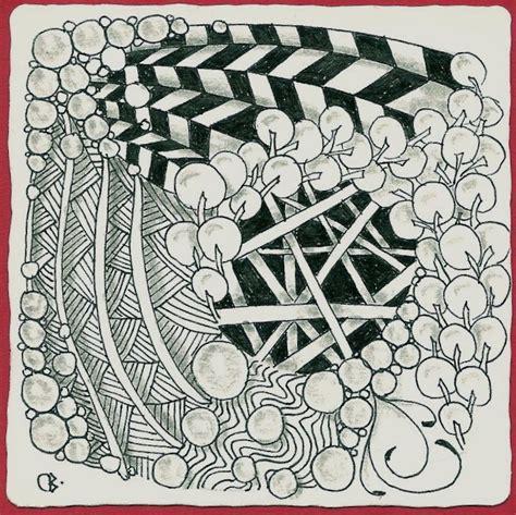 zentangle pattern shattuck 15 best tangle nekton images on pinterest doodle art