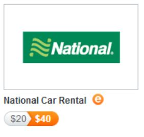 Discover Gift Card Partners - discover rental car discounts and upgrades frequent miler