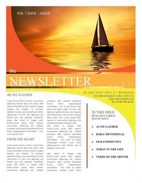 Best Newsletter Templates Best Newsletter Templates