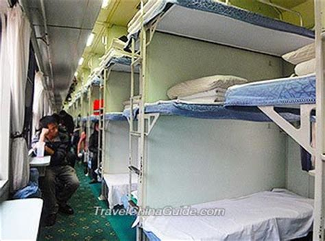 sleeper on china trains booking