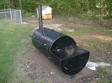 Handmade Pits - charcoal grill smoker www pixshark images