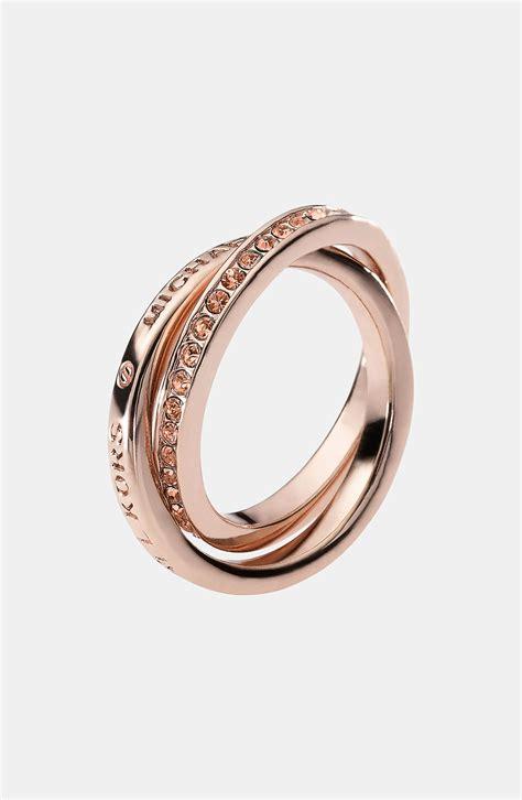 Michael Kors Ring by Michael Michael Kors Michael Kors Heritage Intertwined