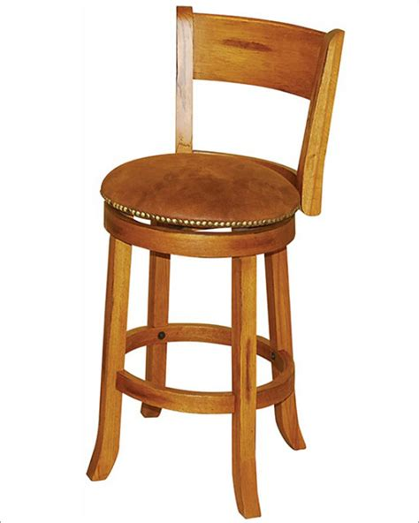 sunny designs swivel bar stool sedona w back su 1883ro swivel stool w back sedona by sunny designs su 1882ro