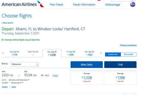 airfare prices in path of hurricane irma