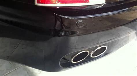 Maserati Engine Sound by Maserati Quattroporte Sport Gt Exhaust Engine Sound