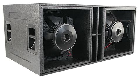 Speaker Jbl 18 Inchi as 418 18 inch isobaric subwoofer vue audiotechnik 47354 sound productions