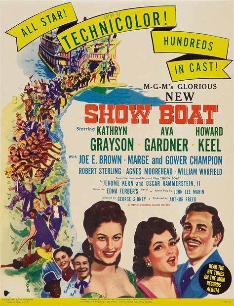 show boat 1951 - Show Boat 1951