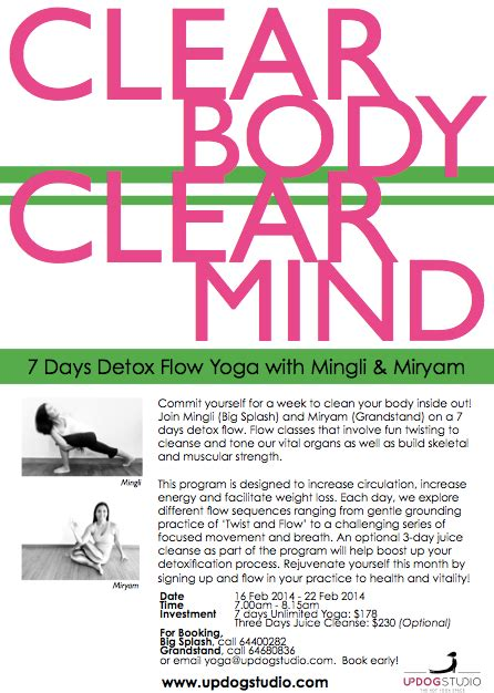 Http Www Mindbodygreen 0 2567 7 Day Detox Html by Clear Clear Mind The Beginning Ribbons Rainbows