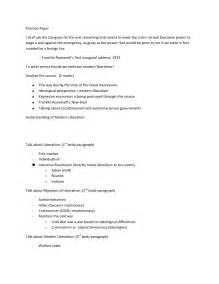 position paper template position paper for modern liberalism outline