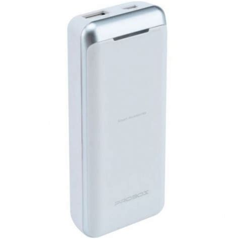 Power Bank Probox 5200mah probox 5200mah japan sanyo battery power bank white he1